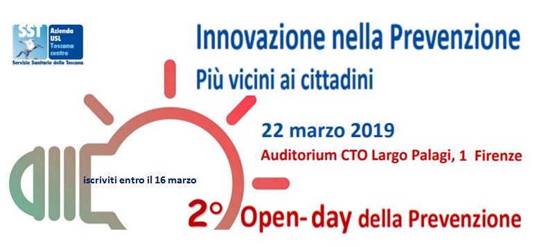 2° Open day della prevenzione