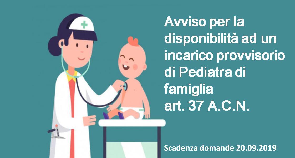 Avviso Pediatra