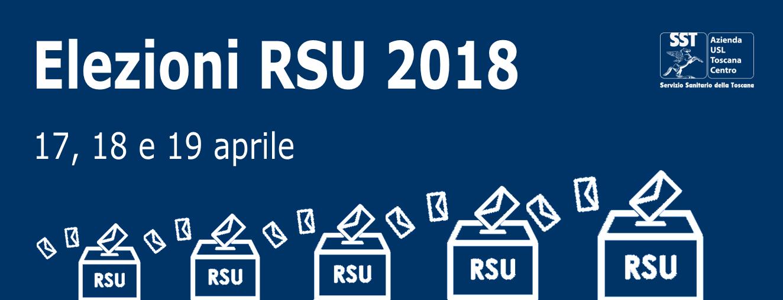 Elezioni RSU 2018
