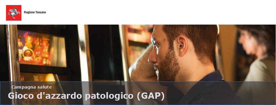 Gioco d'azzardo patologico (GAP)