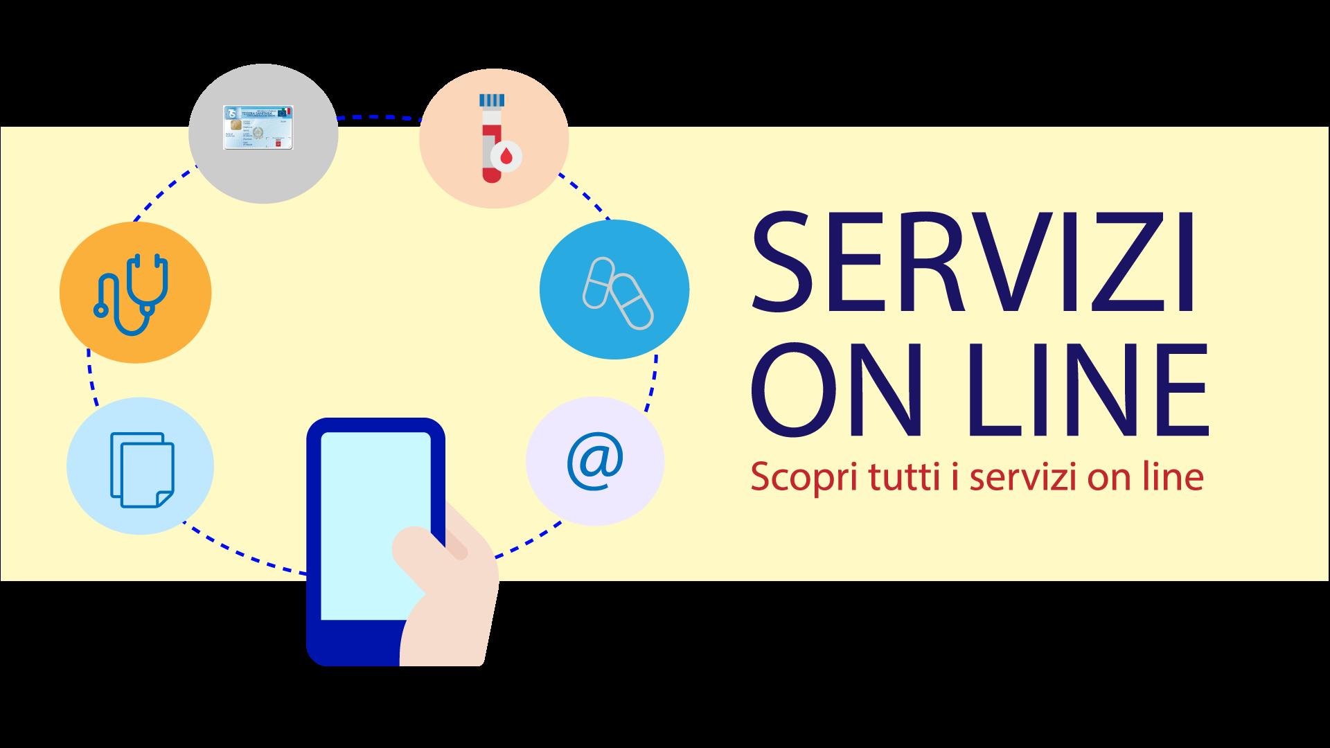 servizi online  azienda usl toscana centro